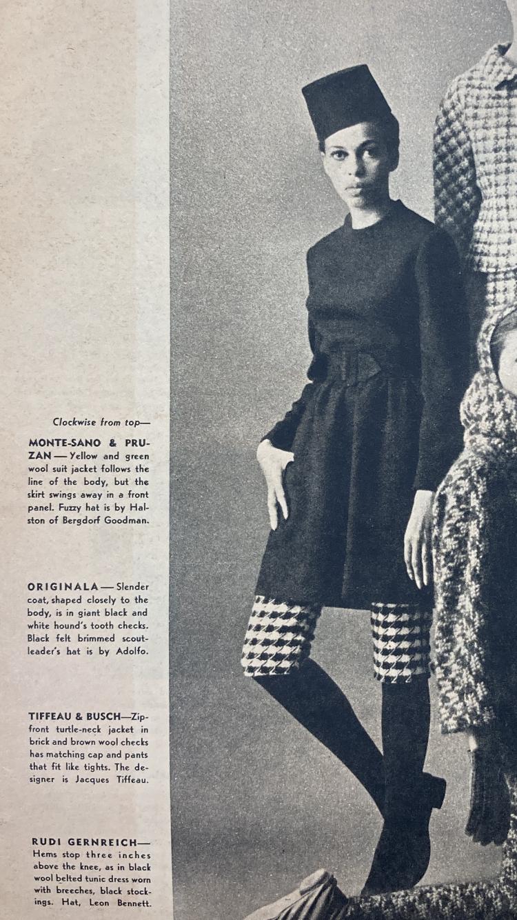 NYT Magazine 1964