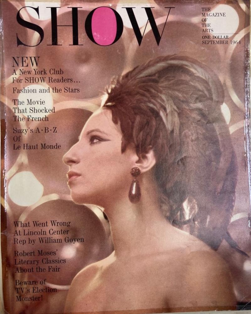 Show magazine Page 1