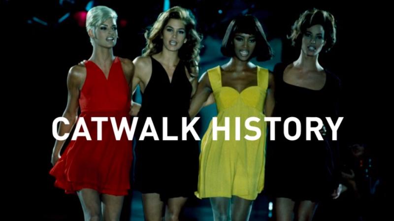 Catwalk history