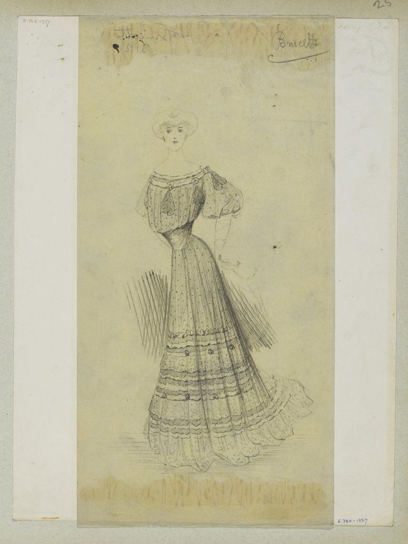 Paquin Sketch
