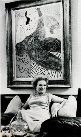 Mollie Parnis Matisse